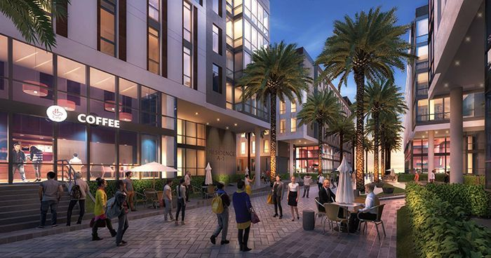 Huge new Dubai student housing project set for 2020 completion